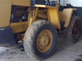Trator Pa Carregadeira Motor M. Benz