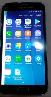 Celular Samsung S5 New Edition Mais Acessórios.