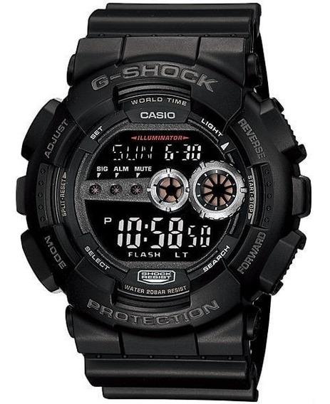 Relógio Casio Masculino G-shock Gd-100-1bdr