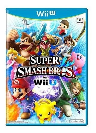Jogo Nintendo Wii U Super Smash Bross