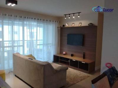 Apartamento Com 2 Dormitórios À Venda, 80 M² Por R$ 520.280 - Jardim Flor Da Montanha - Guarulhos/sp - Ap3220