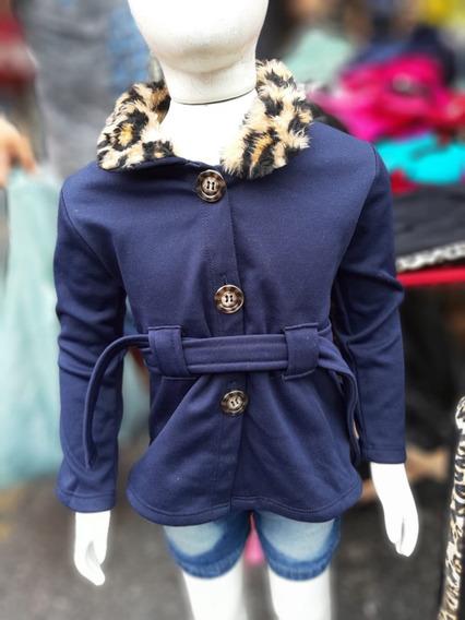 Sobretudo Casaquinho Infantil Moda Feminina Infantil Promoçã