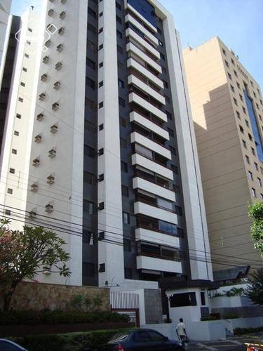 Apartamento Com 3 Dormitórios À Venda, Higienópolis - Ribeirão Preto/sp - Ap2646