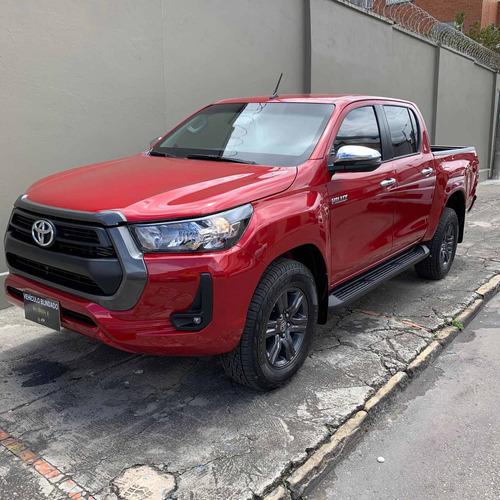 Toyota Hilux 2021 2.4 Turbo Diesel Blindaje 2 Plus Nueva 0km