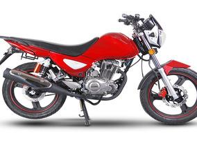 Motocicleta Mondial Rd 200t 0 Km A Un Precio Increíble