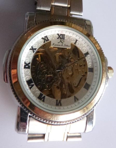 1 Relógio Kronen &sohne Automatico