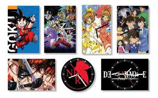 Reloj De Reloj Anime Dragon Ball Pokemon Evangelion Sailor M