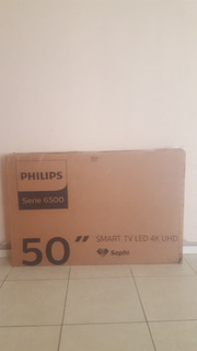 Smart Philips 50 4k Solo Repuesto .sin Control Remoto .