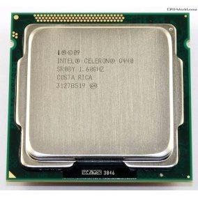 Celeron G440 Socket 1155 1,6 Ghz