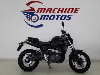 Yamaha Mt 03 660 2018 Preta Revisada C\garantia