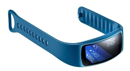 Reloj Samsung Gear Fit 2 Azul