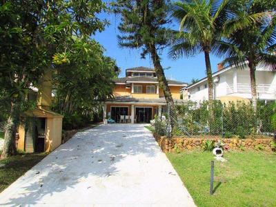 Casa À Venda No Condomínio Hanga Roa Em Bertioga/sp - Ca0202