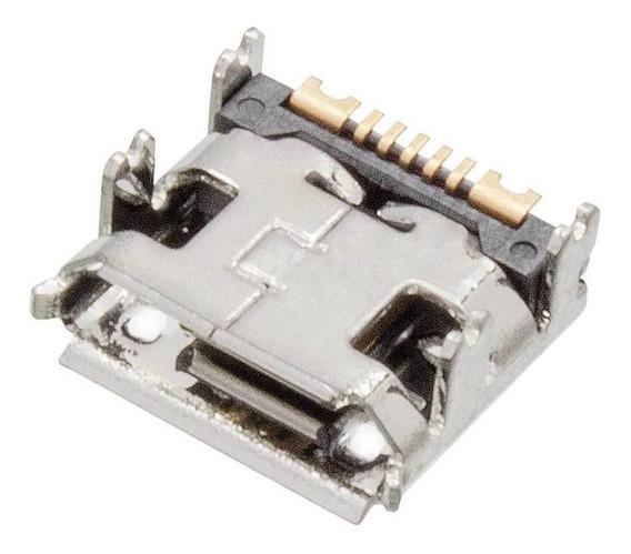 5 Unidades Conector Mini Usb Fêmea V8 Smd