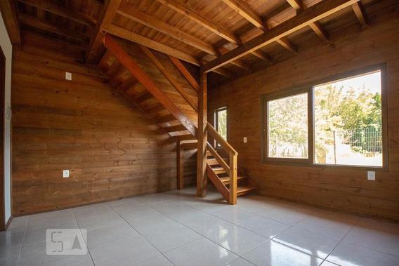 Casa Em Condomínio Mobiliada Com 2 Dormitórios E 1 Garagem - Id: 892937750 - 237750