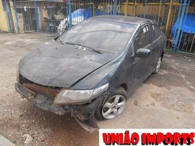 Sucata Honda City Automático Retirada De Peças