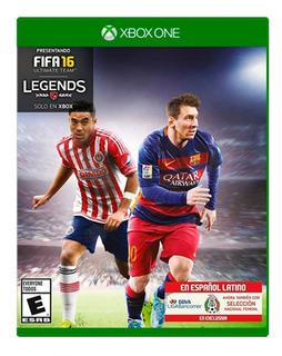 Juego Fifa 16 Xbox One Ibushak Gaming