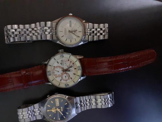 3 Relojes Originales