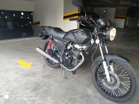 Moto Akt 125 2019 Como Nueva 7300 Kilometros Negociable