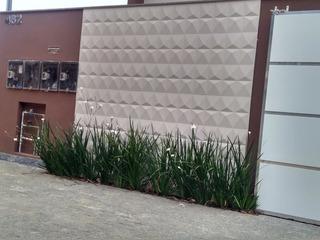 Revestimento Parede Prisma 3d - Cimenticio (1,09m² + Frete)
