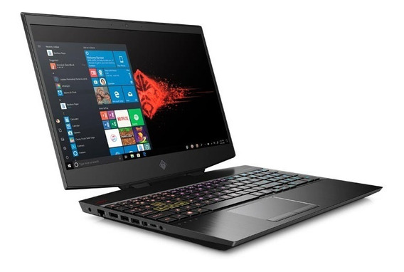 Notebook Gamer Hp Omen 15-dh0001la I7-9750h 8gb 512gb Ssd
