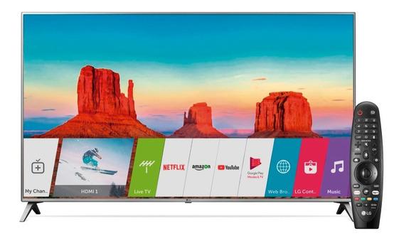 Smart Tv Led Lg 86 Uk6570 Hdr Ultra Hd Ips 4k Webos Netflix