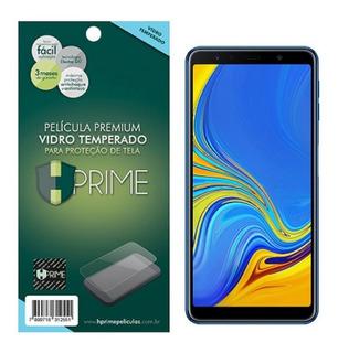 Película Hprime Vidro Temperado Samsung Galaxy A7 2018