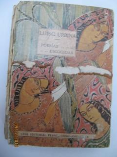Poesias Escogidas Luis G Urbina 1923