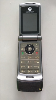Celular Motorola W 375 Para Retirar Peças Os 14037