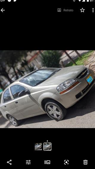 Chevrolet Aveo Family 2010