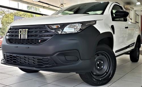 Fiat Strada 0km Endurence/freedom/volcano Dni Y Cuotas M