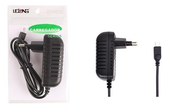Carregador Rapido 3a Cel Tablet V8 5v 0184
