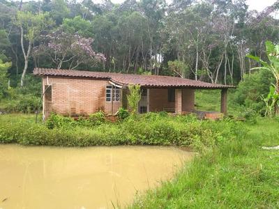 Lindo Sitio C/lago/riacho/mata/bosque/parcelado/ref04806: