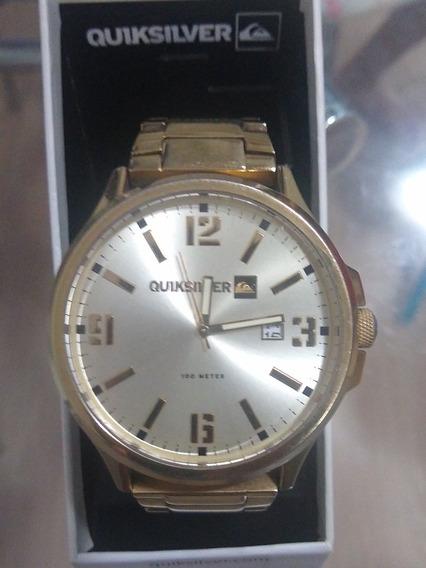 Relógio Quiksilver Beluka Dourado 500,00 Original