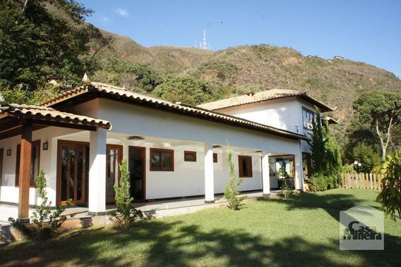 Casa Em Condomínio À Venda No Cond. Retiro Do Chalé - Código 230205 - 230205