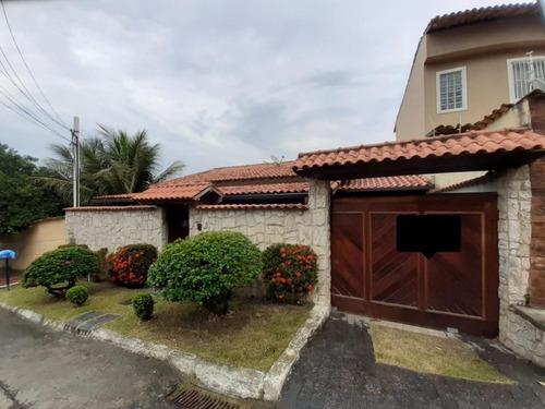 Casa Com 3 Dormitórios À Venda, 308 M² Por R$ 650.000,00 - Maria Paula - São Gonçalo/rj - Ca0939