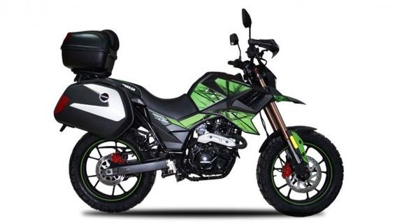 Motorrad Tekken 250 Touring (año 2020)