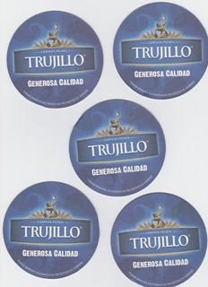 Posavasos Pilsen Trujillo