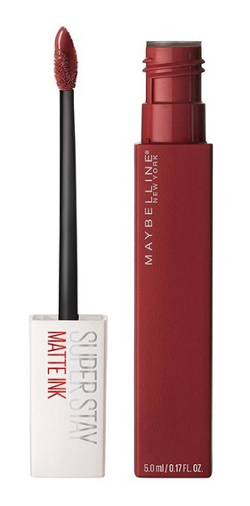 Batom Super Stay Matte Ink Maybelline - Voyager 5ml