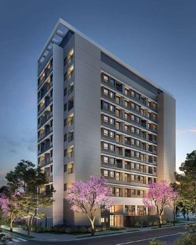 Imagem 1 de 13 de Studio Residencial Para Venda, Campo Belo, São Paulo - St7096. - St7096-inc