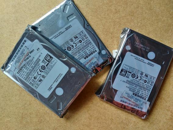 Hd 320gb Para Notebook, Case Ou Pc Toshiba Garantia 3 Meses