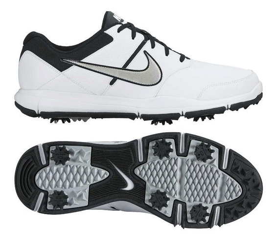 Zapatos Golf Nike Durasport 4 Golf Piel Blancos Originales