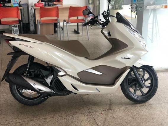 Hona Pcx 150 Dlx Branca 2019