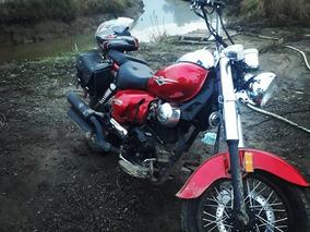 Motorrad Custom 200