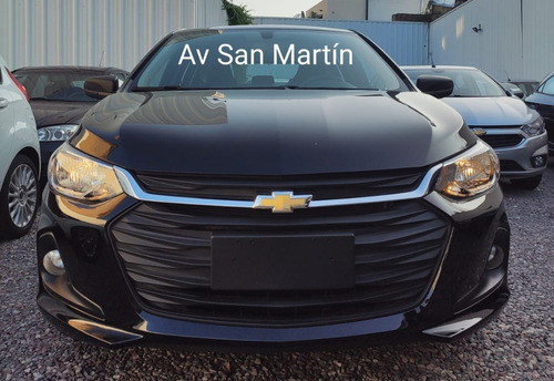 Chevrolet Onix 5 Puertas 1.2 Mt 0km 2021 Oferta Contado