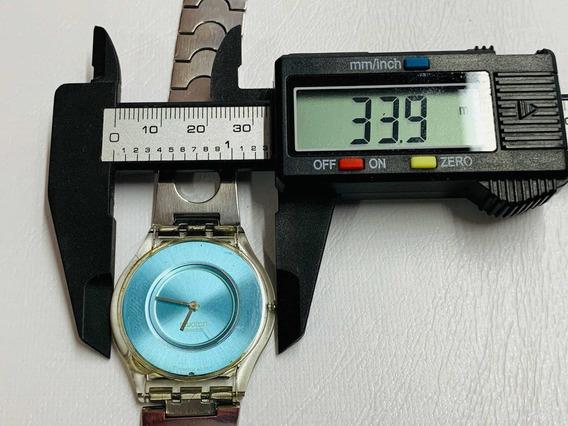 Reloj Swatch Skin Original Usado Con Detalle Para Partes