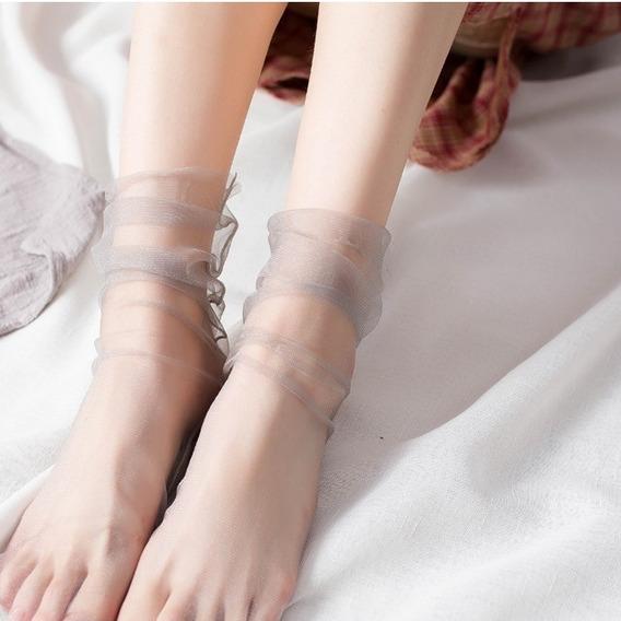 Calcetas Sueltas Estilo Coreano