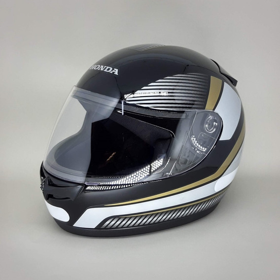 Capacete Honda Fechado Hfs Titan Line Preto