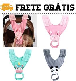 Porta Mamadeira Carrinho Bebê Criança Frete Grátis