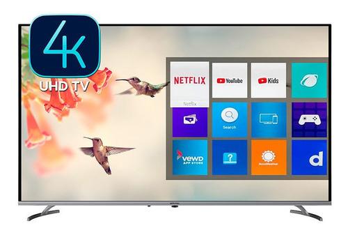 Smart Tv 4k Uhd 55  Admiral Ad55q22