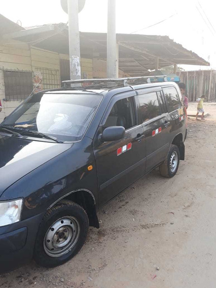 Toyota Succeed Wagon Motor 1500 Negro 5 Puertas